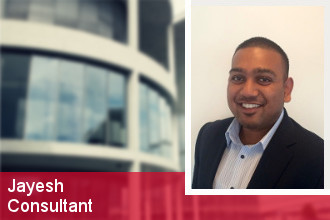 Meet Jayesh, Consultant